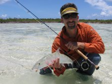 Bahamas Fly-fishing guide