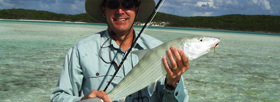 Bonafide Bonefishing Long Island Bahamas